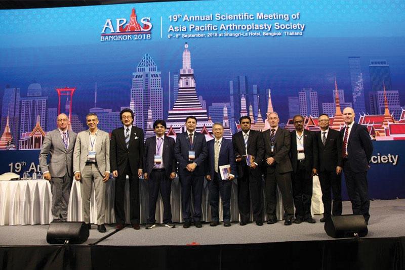 APAS - Asia Pacific Arthroplasty Society